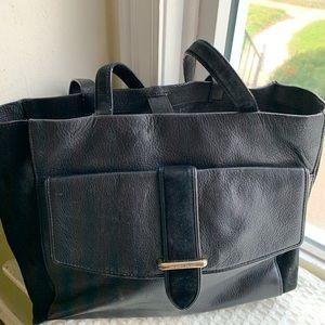 Kate Spade black tote bag 18 by 13